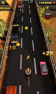 Reckless Moto Rider APK for Bluestacks