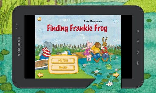 Finding Frankie Frog