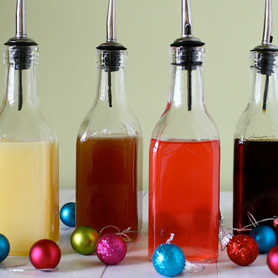 DIY Flavored Syrups – The Holiday Edition