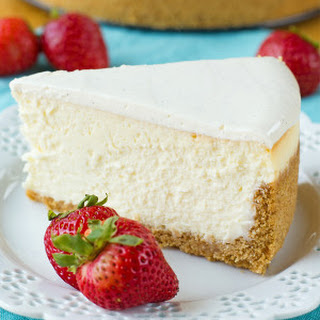 Perfect New York Cheesecake