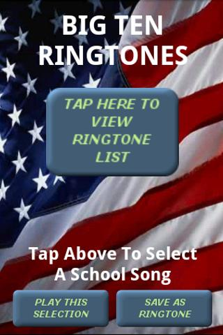 Big Ten Ringtones