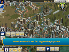 Screenshot of Transport Tycoon