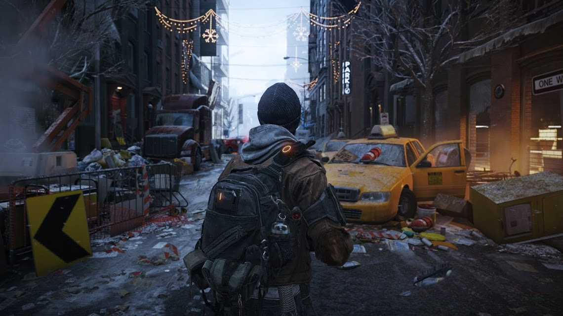 Massive: The Division's Snowdrop Engine designed for smarter next-gen development