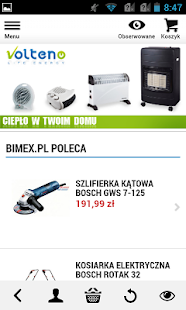 BIMEX.pl - screenshot