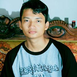 Me by Nur Ikhsan - People Portraits of Men