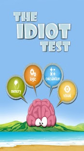 The Idiot Test - Visual - screenshot