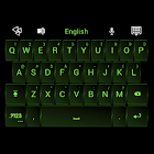 GO Keyboard Neon Green Theme icon