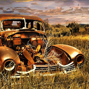 Rock Hudsons Hudson by Dave Bower - Transportation Automobiles (  )