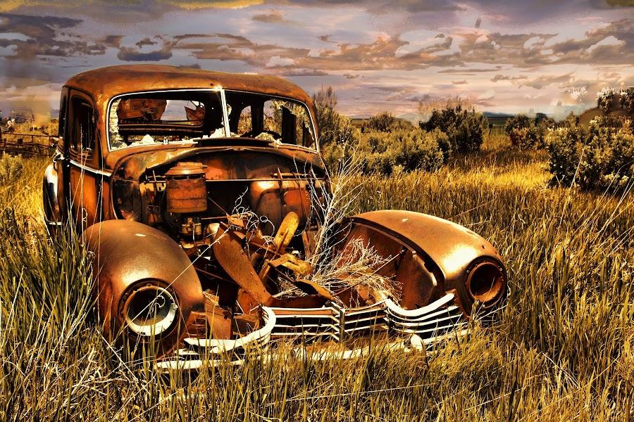 Rock Hudsons Hudson by Dave Bower - Transportation Automobiles (  )