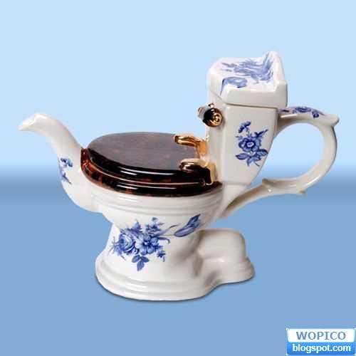 Funny Tea Pot