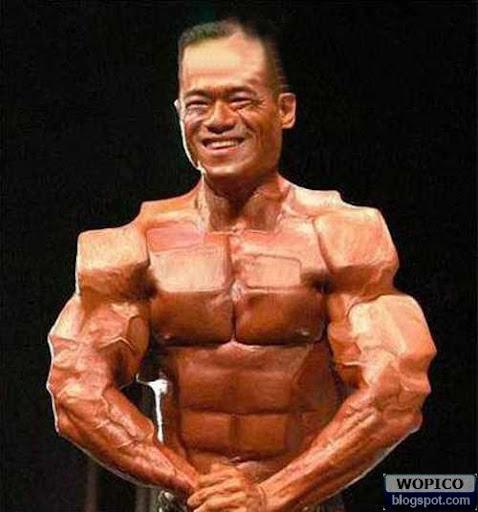 Boxy Muscle
