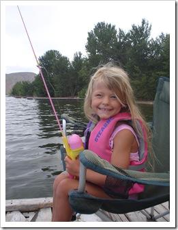 Maddy Fishing