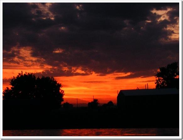 Farm Sunrise 2