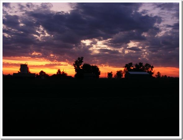 Farm Sunrise 4