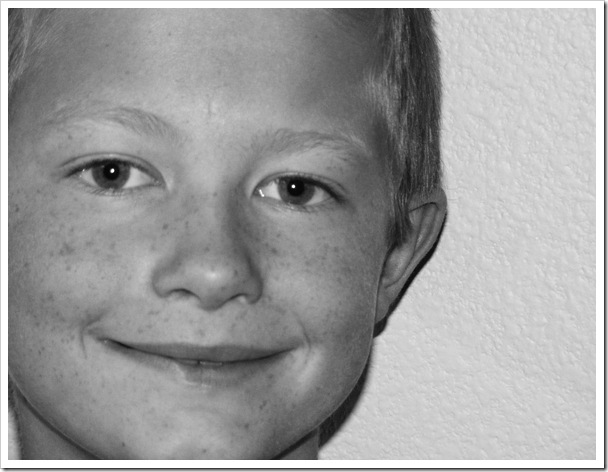 Devin Closeup shot BW copy