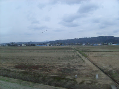 Some of the better sights on the way to Naoetsu