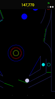 Screenshot of Vector Pinball