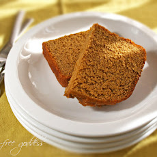 Gluten-Free Pumpkin Pie Bread