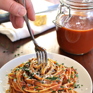 Slow Cooker Pasta Sauce With Fresh Tomatoes Recipes