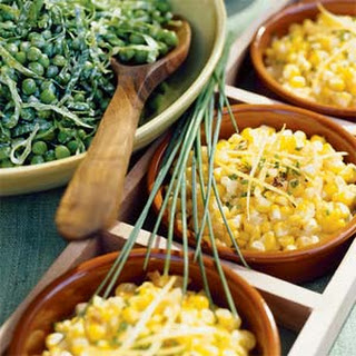 Sweet Corn and Onion Salad