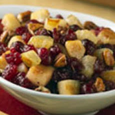 Cranberry, Pear, and Ginger Relish
