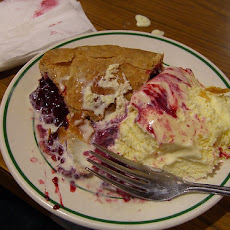 Knott's Berry Farm Boysenberry Pie