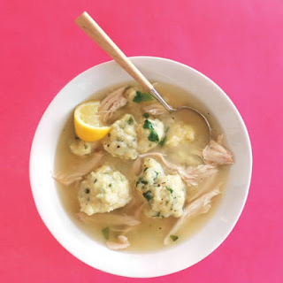 Down-Home Chicken Soup with Dumplings