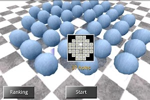 Screenshot of Marbles 3D