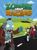 Screenshot of Zombie Hunt Racing