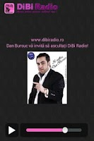 Screenshot of DiBiRadio