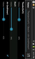 Screenshot of Sleep Sounds Lite