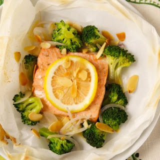 Brown Butter Trout and Broccoli en Papillote CBC Best Recipes Ever