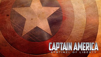 Screenshot of Captain America