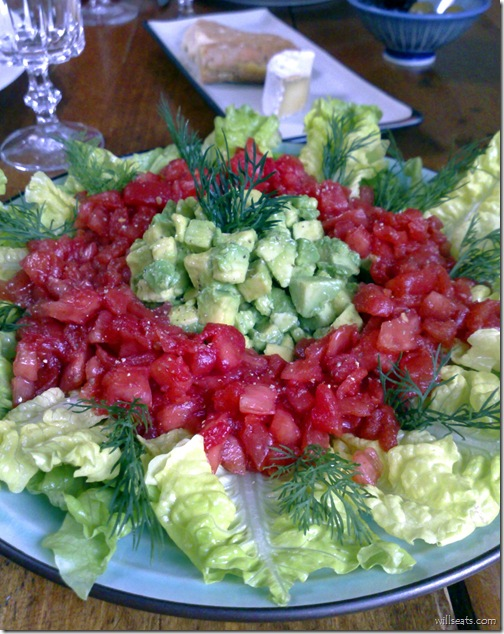 Avocado Salad 020720081450
