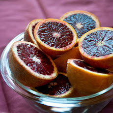 Blood Orange Olive Oil Cake  Recipe