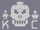 Thumbnail of the map 'The KingCranium Logo: Skull King'