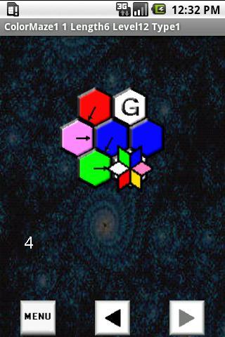 ColorMaze Hex1