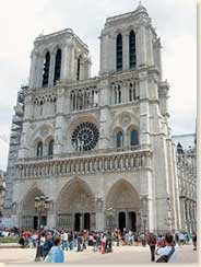 Нотр-Дам де Пари. Имел ли место «факт» сослужения Святейшего Патриарха Алексия II и католического духовенства в парижском соборе Нотр-Дам?