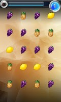 Screenshot of Fruit Memory Game