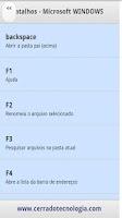 Screenshot of Help Office-Windows Word Excel