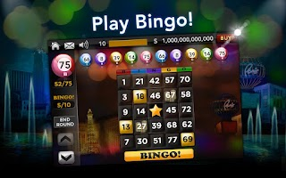Screenshot of Opzi Bingo - Free Bingo Casino