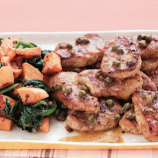 Pork Medallions with Orange Sauce