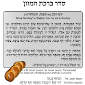 Birkat HaMazon - Ashkenaz icon