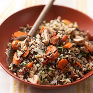 Wild Rice With Herbs Recipes