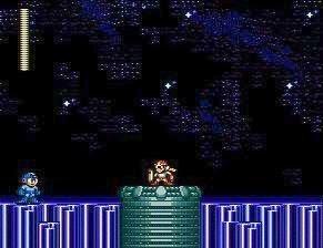 Megaman: The Wily Wars (Mega Drive)