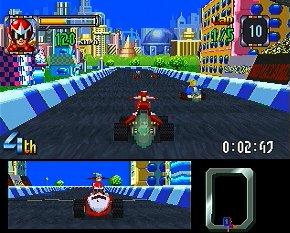 Megaman Battle & Chase (Playstation)