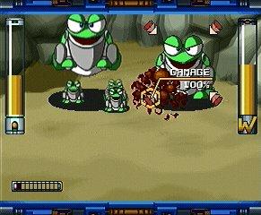 Super Adventure Rockman (Playstation)