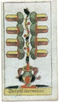 8 de Castanhas, 1787