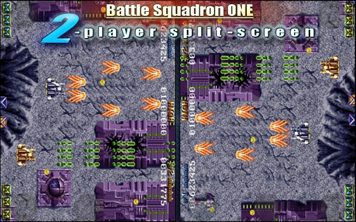 Battle Squron ONE - screenshot