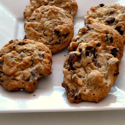 Peanut Butter Chocolate Chip Reese's Peanut Butter Cup Cookies